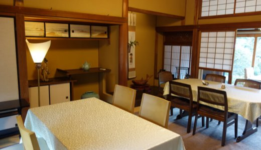 "'Kaiseki' cuisine in Itoshima is ""Ukidake Saryo"""