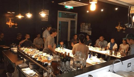 「飲食スタートアップの聖地」糸島・前原商店街ベンチプロジェクト④