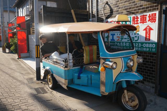 tuktuk - 1