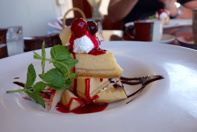 レストラン二見ヶ浦 - ケーキ