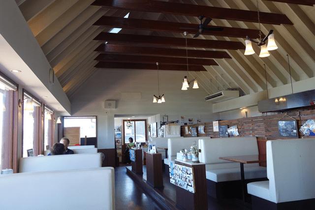 レストラン二見ヶ浦 - 内観