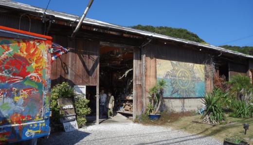 「ドーバー(Dover)」世界的なアーティストによる、糸島の雑貨屋&アートスクール