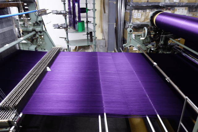 Shiny, beautiful fabrics