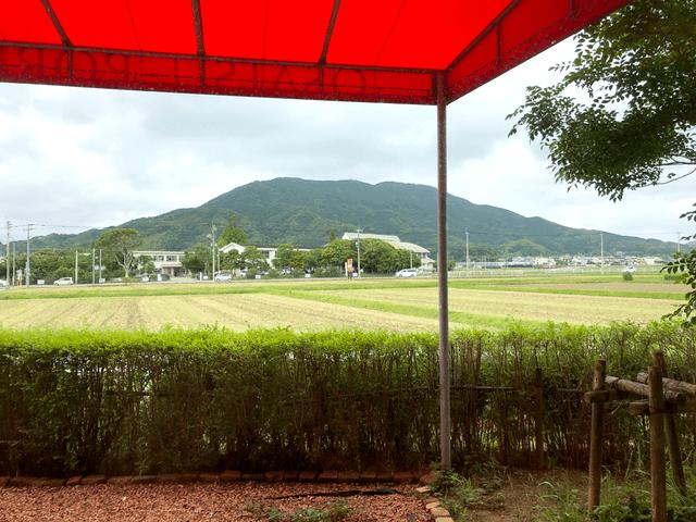 糸島のシンボル・可也山