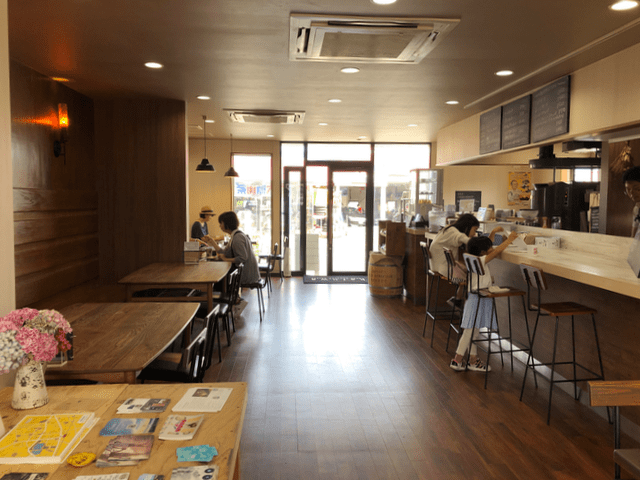 kafuwacoffee-内観