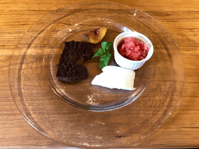 デザート4種盛り