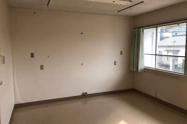 かつての病室2
