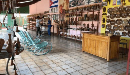 「カサ・アルファレロ・アサリエル・サンタンデール」キューバNo.1にも輝いた職人の陶芸工房