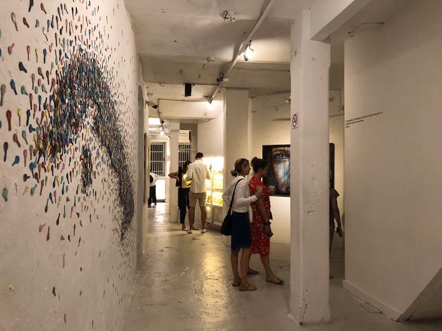 アート展示