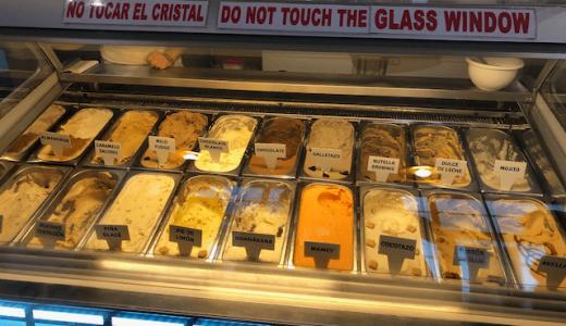 「エラドロ(Helad'oro)」キューバの旬の有機食材を生かしたジェラートショップ