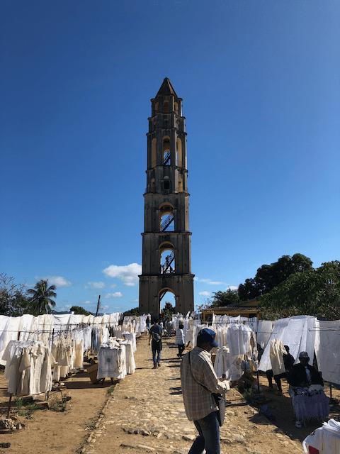 マナカ・イスナガの塔