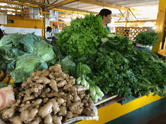 野菜が山盛り!