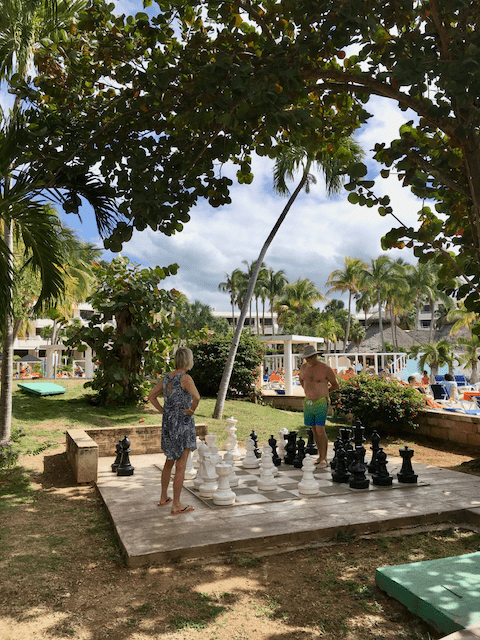 巨大チェス